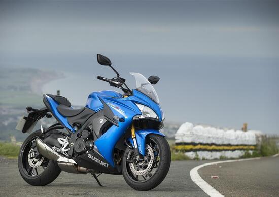 Suzuki, una 1000cc con meno di 1.000 euro di anticipo