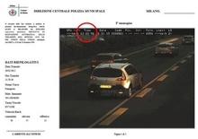 Multe a Milano: giallo all'autovelox di viale Famagosta