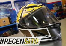 AGV Corsa R Rossi Goodwood. Recensione casco integrale racing