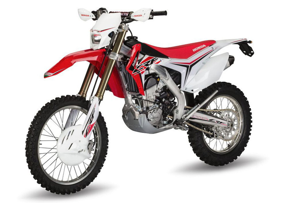 honda crf 250 rg enduro 2016 prezzo e scheda tecnica. Black Bedroom Furniture Sets. Home Design Ideas