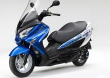 Suzuki Burgman Fuel Cell in arrivo