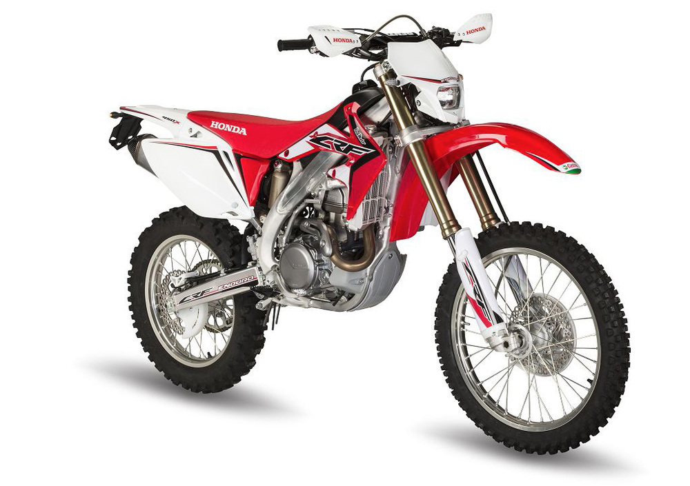 honda crf 250 xg enduro 2016 prezzo e scheda tecnica. Black Bedroom Furniture Sets. Home Design Ideas