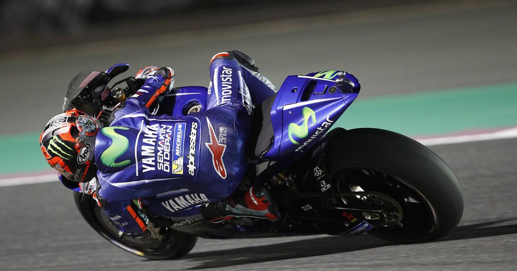 MotoGP 2017. Vinales: Calma, sono solo le FP1