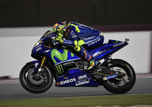 MotoGP 2017. Rossi: Stiamo cominciando a capire