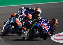 MotoGP 2017. Viñales: Che errore, ma sono a posto