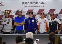 MotoGP 2017. I commenti dei piloti dopo le NON qualifiche del Qatar
