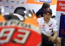 MotoGP 2017. A Marquez il Warm Up del GP del Qatar