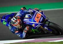 MotoGP 2017. Vinales vince il GP del Qatar 2017