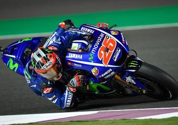 MotoGP 2017. Vinales vince il GP del Qatar