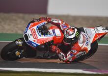 MotoGP 2017. Lorenzo: Gara anomala, faremo meglio