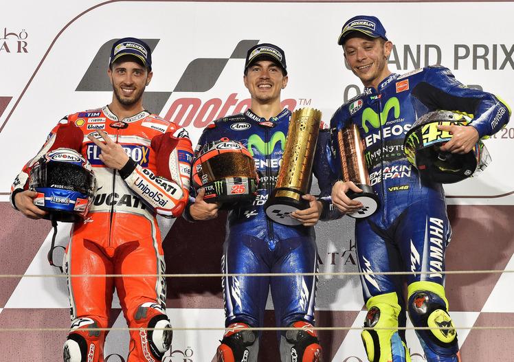 MotoGP 2017. Le pagelle del Qatar