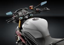 Rizoma: accessory line per Triumph Speed Triple 1050 R/S