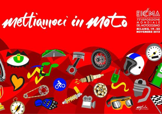 Eicma 2015 dal 3 agosto biglietti scontati online for Fazeritalia forum