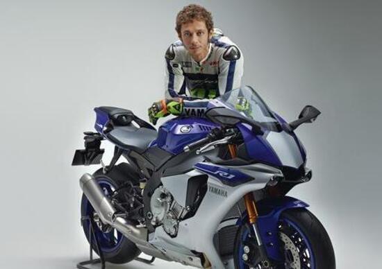 Rossi in Superbike con un team VR46 dal 2018