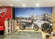 Ducati Service Appia: nuova location e showroom ampliato