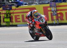 SBK. Davies si impone in Gara-2 ad Aragón