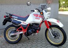 Restaurando, quinta puntata: Yamaha XT 600 Ténéré 34L