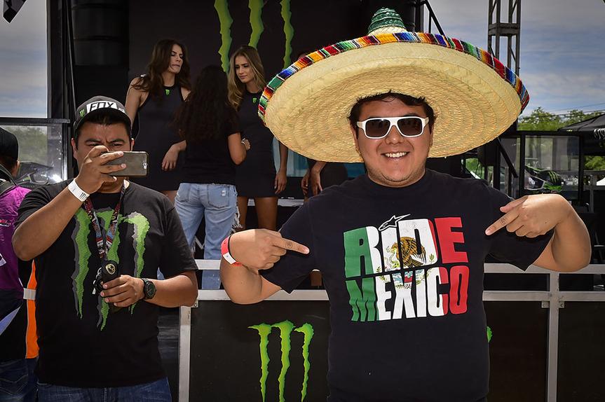 MX 2017. Gli scatti più spettacolari del GP del Messico (2)