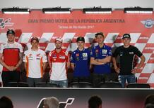 MotoGP 2017, GP d'Argentina. Vinales favorito