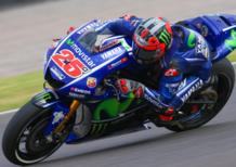 MotoGP 2017. Le FP1 del GP d'Argentina vanno a Vinales