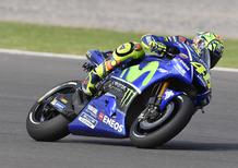 MotoGP 2017. Rossi: Fatico a fare i tempi del 2016