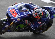 MotoGP 2017. Vinales si riporta in testa nel Warm Up