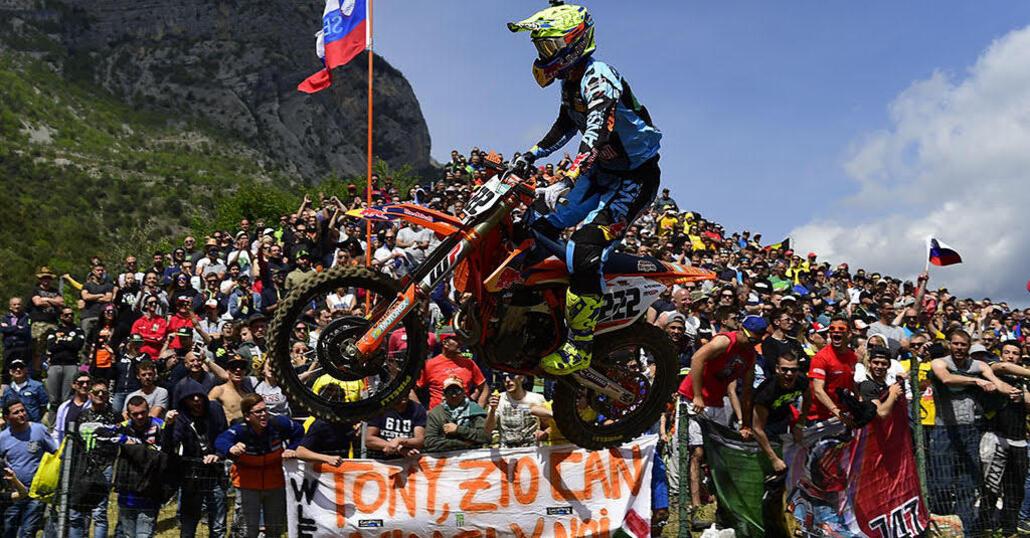 MXGP. Cairoli e Prado Garcia vincono il GP d'Italia