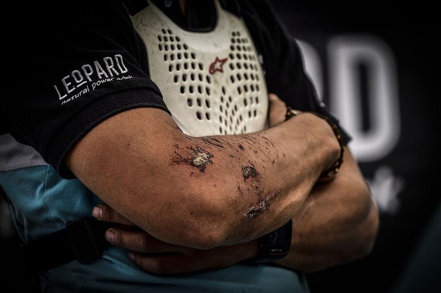 MX, GP del Trentino 2017. Le foto più spettacolari (2)