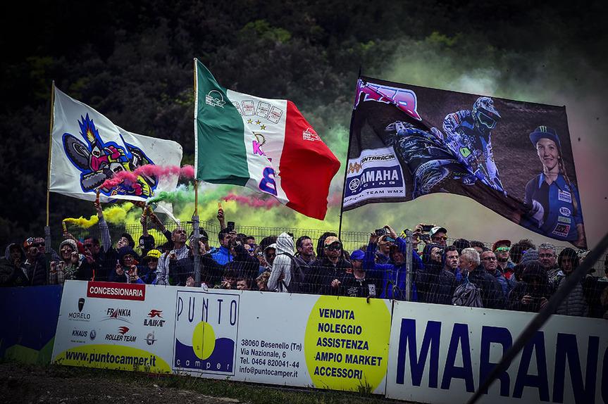 MX, GP del Trentino 2017. Le foto più spettacolari (3)