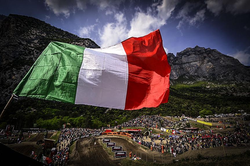 MX, GP del Trentino 2017. Le foto più spettacolari (4)