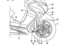 Suzuki 2WD. Brevetto della ruota anteriore motrice