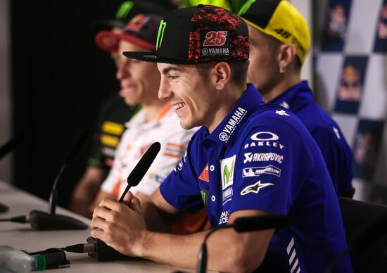 MotoGP 2017. GP delle Americhe, Vinales o Marquez?