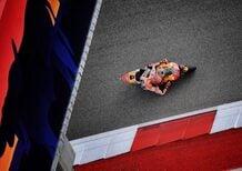 MotoGP 2017. Marquez conquista le FP2 ad Austin
