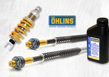 Andreani: kit  Öhlins Advances per naked e sportive