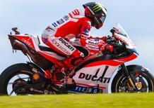 """MotoGP 2017. Lorenzo: """"In crescita"""". Dovizioso: """"Non malissimo"""""""