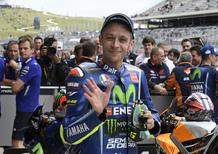 """Rossi: """"Non sarà facile salire sul podio"""""""