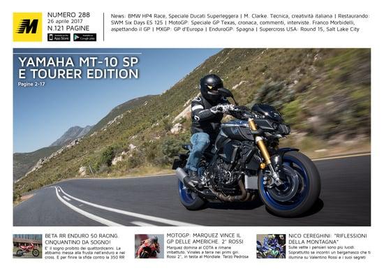 Magazine n°288, scarica e leggi il meglio di Moto.it