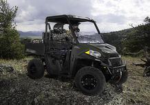 Polaris Ranger 570 E