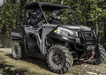 Polaris Ranger 900 E