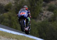 MotoGP 2017. Vinales è il più veloce nel warm up