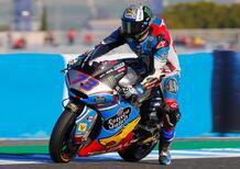 Alex Marquez e Aron Canet vincono in Moto2 e Moto3 a Jerez