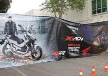 Honda Palace Roma presenta l'X-ADV ai romani