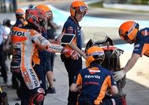 Test MotoGP a Jerez 2017